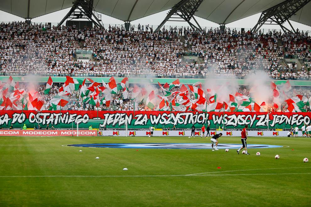 Legia Warszawa 0-0 Lechia Gdańsk - fot. Piotr Galas/wiadomosci24.pl (zdjęcie 8 z 138)