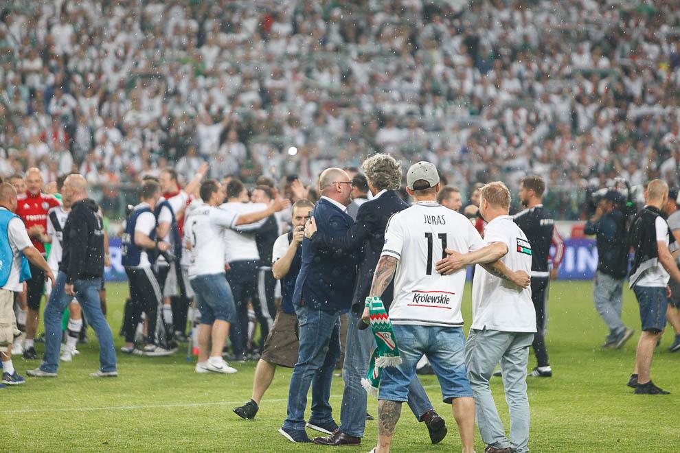 Legia Warszawa 0-0 Lechia Gdańsk - fot. Piotr Galas/wiadomosci24.pl (zdjęcie 80 z 138)