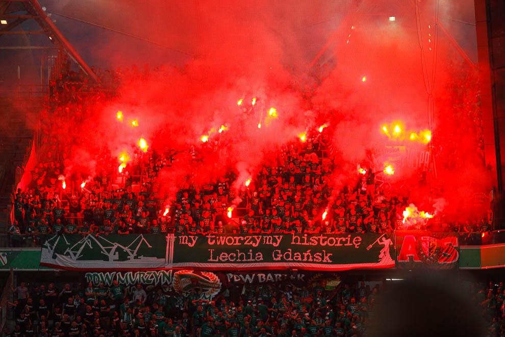 Legia Warszawa 0-0 Lechia Gdańsk - fot. Piotr Galas/wiadomosci24.pl (zdjęcie 82 z 138)