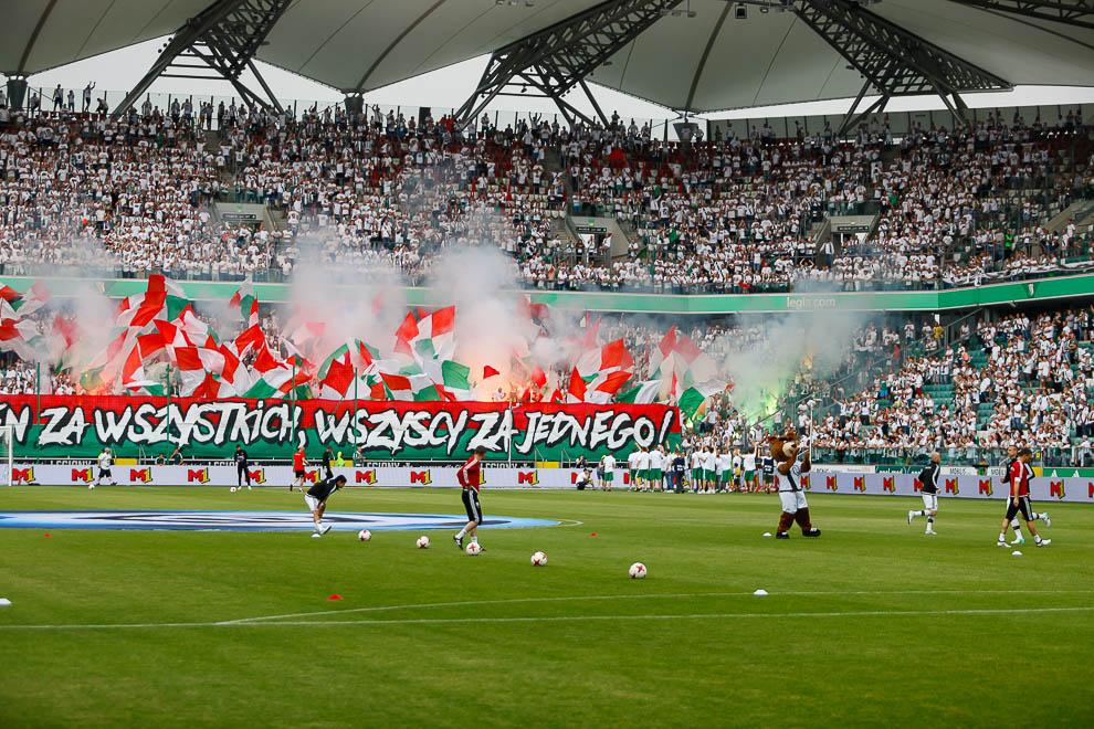 Legia Warszawa 0-0 Lechia Gdańsk - fot. Piotr Galas/wiadomosci24.pl (zdjęcie 9 z 138)