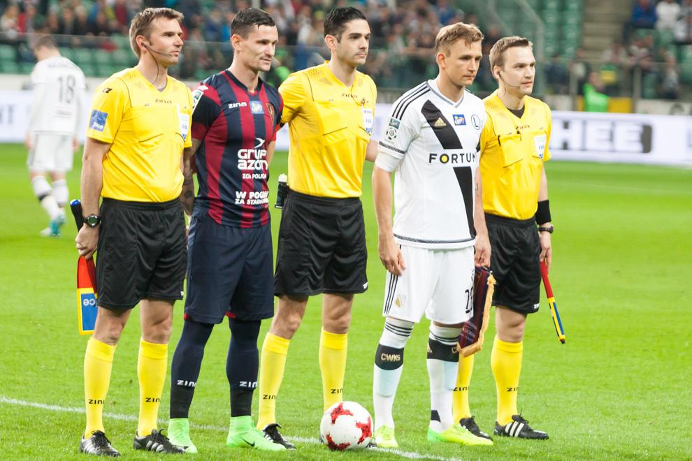 Legia Warszawa 2-0 Pogoń Szczecin - fot. Piotr Galas/wiadomosci24.pl (zdjęcie 11 z 51)