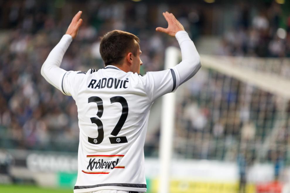 Legia Warszawa 2-0 Pogoń Szczecin - fot. Piotr Galas/wiadomosci24.pl (zdjęcie 17 z 51)
