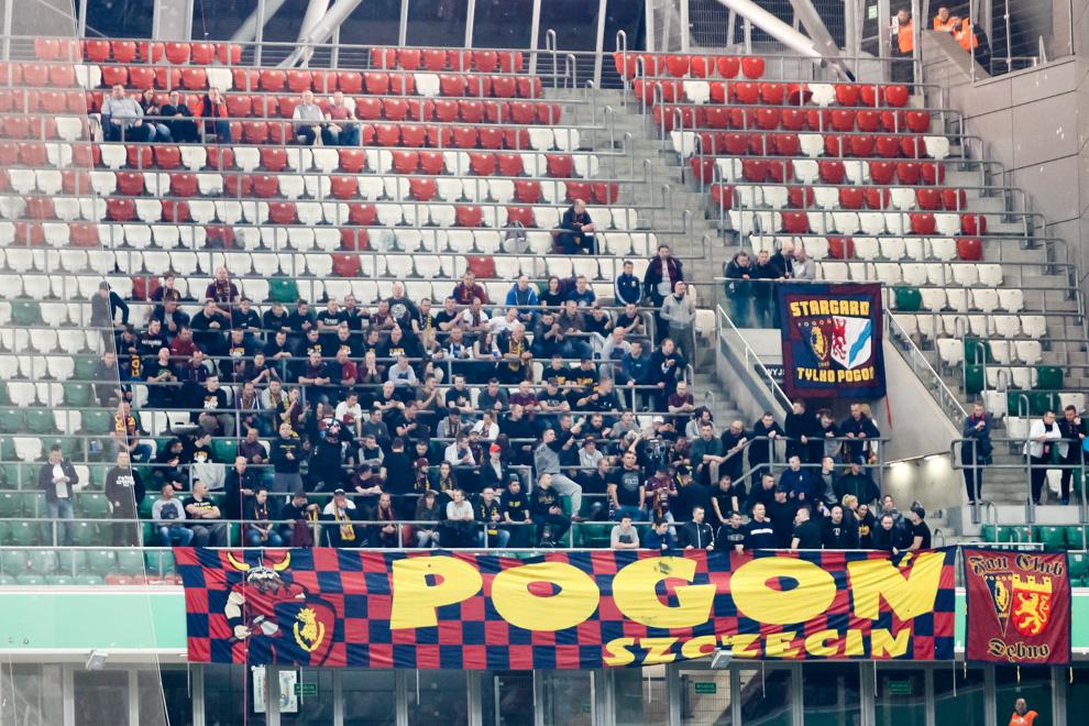 Legia Warszawa 2-0 Pogoń Szczecin - fot. Piotr Galas/wiadomosci24.pl (zdjęcie 18 z 51)