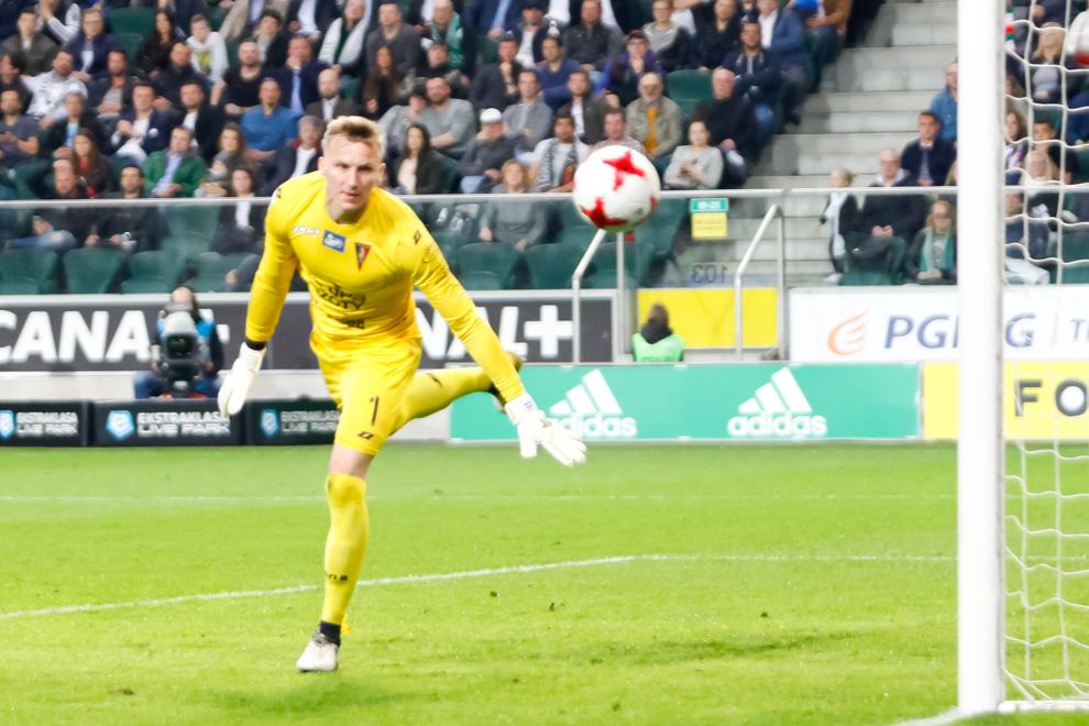 Legia Warszawa 2-0 Pogoń Szczecin - fot. Piotr Galas/wiadomosci24.pl (zdjęcie 20 z 51)