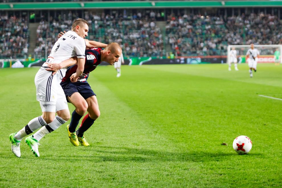 Legia Warszawa 2-0 Pogoń Szczecin - fot. Piotr Galas/wiadomosci24.pl (zdjęcie 23 z 51)