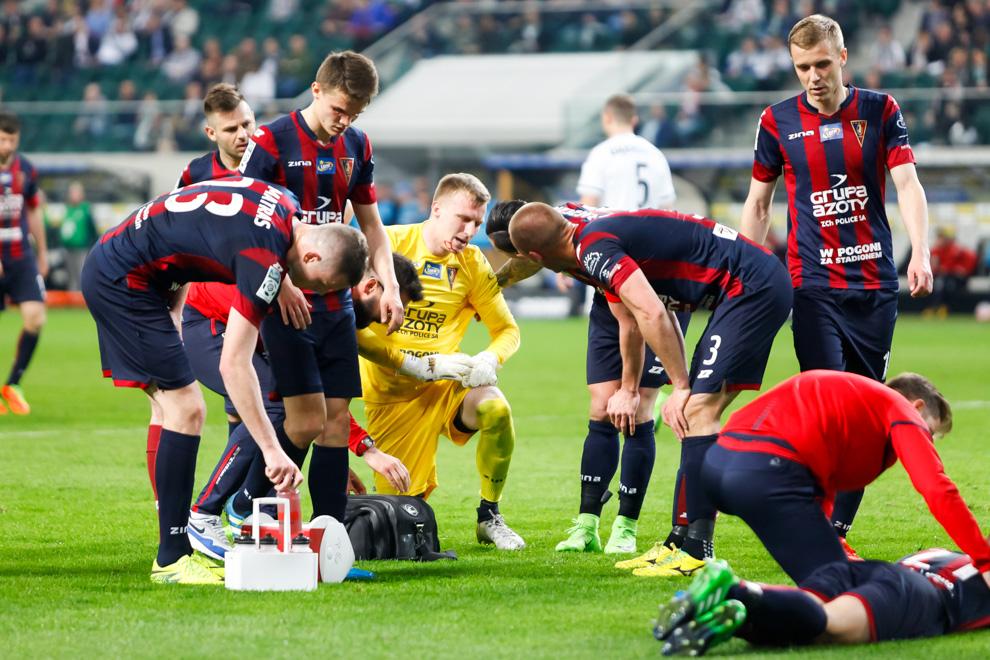 Legia Warszawa 2-0 Pogoń Szczecin - fot. Piotr Galas/wiadomosci24.pl (zdjęcie 25 z 51)