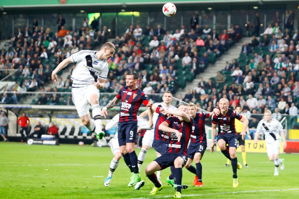 Legia Warszawa 2-0 Pogoń Szczecin - fot. Piotr Galas/wiadomosci24.pl (zdjęcie 26 z 51)