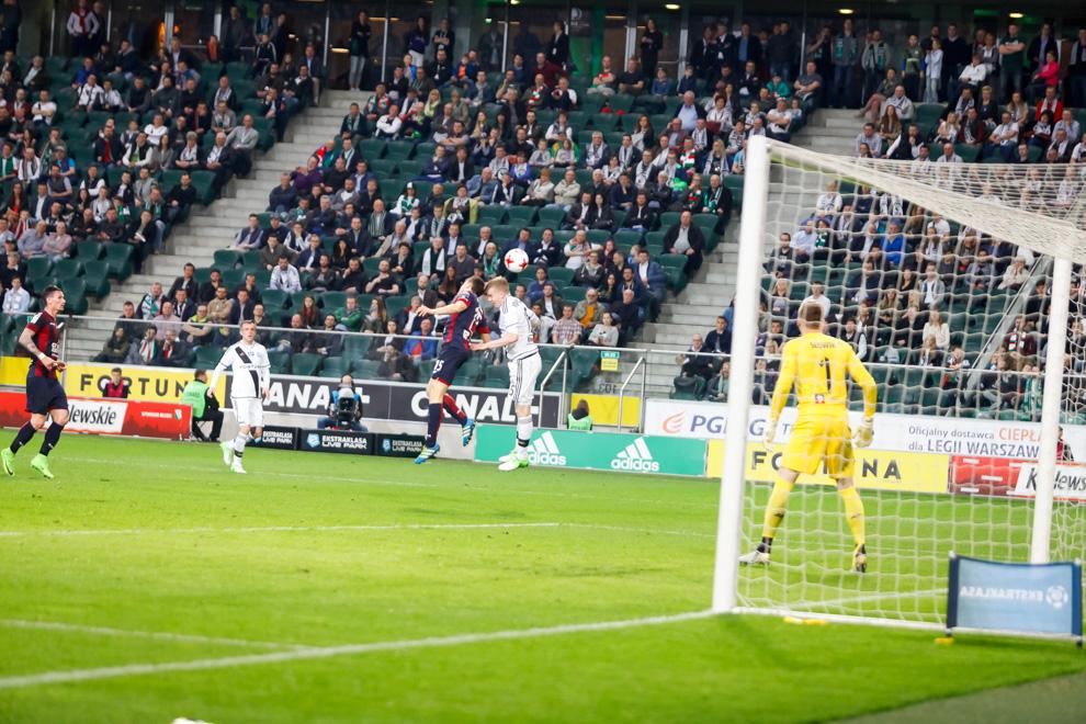 Legia Warszawa 2-0 Pogoń Szczecin - fot. Piotr Galas/wiadomosci24.pl (zdjęcie 27 z 51)
