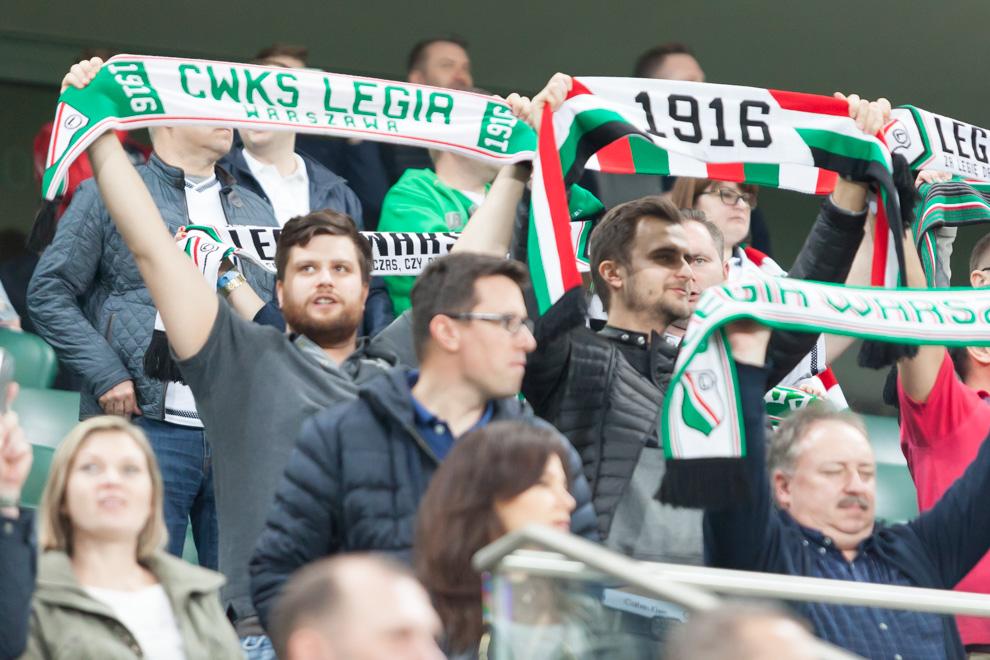 Legia Warszawa 2-0 Pogoń Szczecin - fot. Piotr Galas/wiadomosci24.pl (zdjęcie 3 z 51)