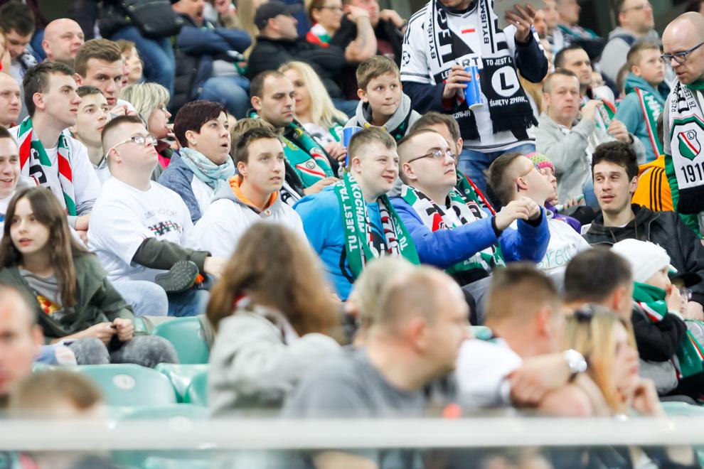 Legia Warszawa 2-0 Pogoń Szczecin - fot. Piotr Galas/wiadomosci24.pl (zdjęcie 30 z 51)