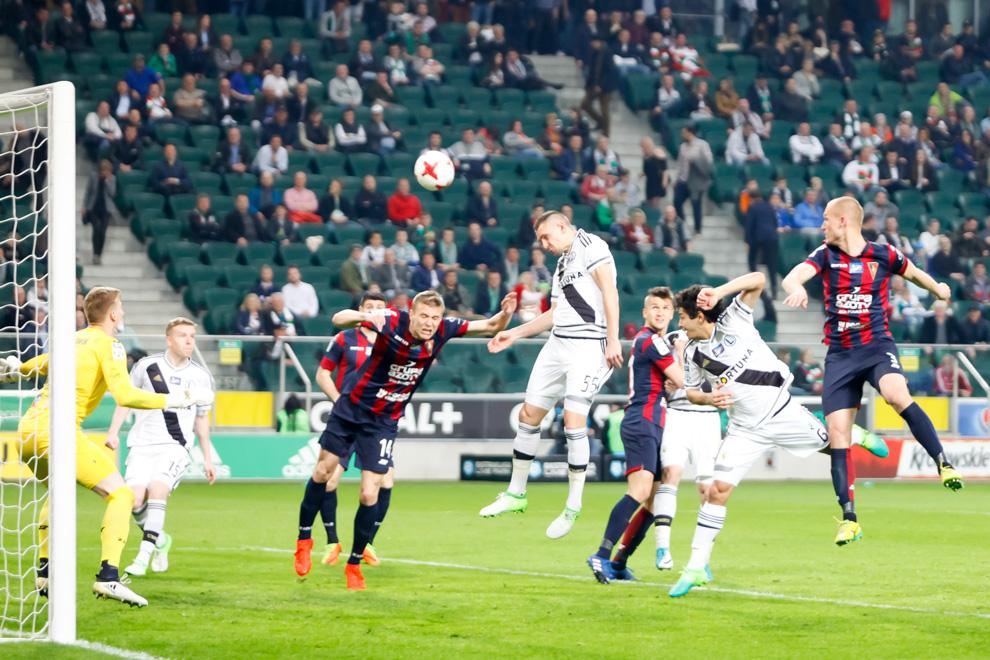 Legia Warszawa 2-0 Pogoń Szczecin - fot. Piotr Galas/wiadomosci24.pl (zdjęcie 31 z 51)