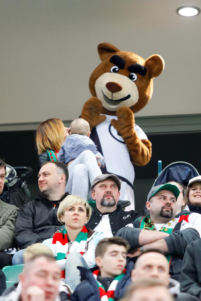 Legia Warszawa 2-0 Pogoń Szczecin - fot. Piotr Galas/wiadomosci24.pl (zdjęcie 32 z 51)