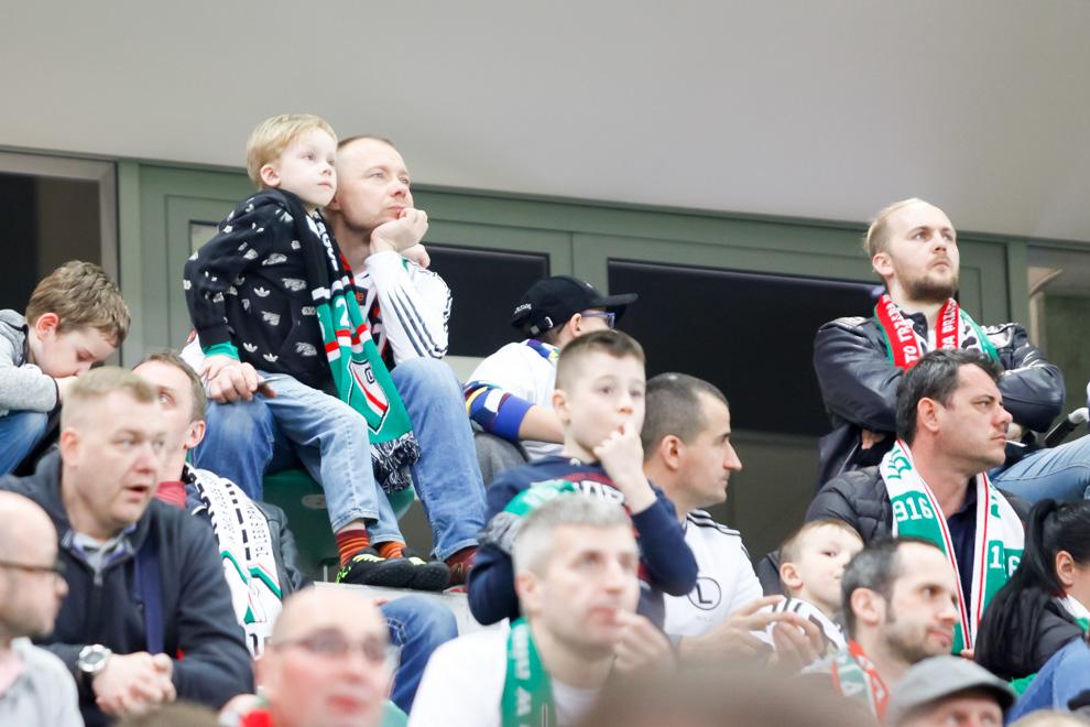 Legia Warszawa 2-0 Pogoń Szczecin - fot. Piotr Galas/wiadomosci24.pl (zdjęcie 33 z 51)