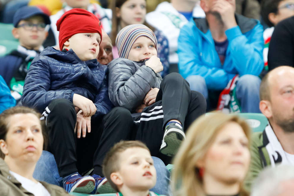 Legia Warszawa 2-0 Pogoń Szczecin - fot. Piotr Galas/wiadomosci24.pl (zdjęcie 34 z 51)