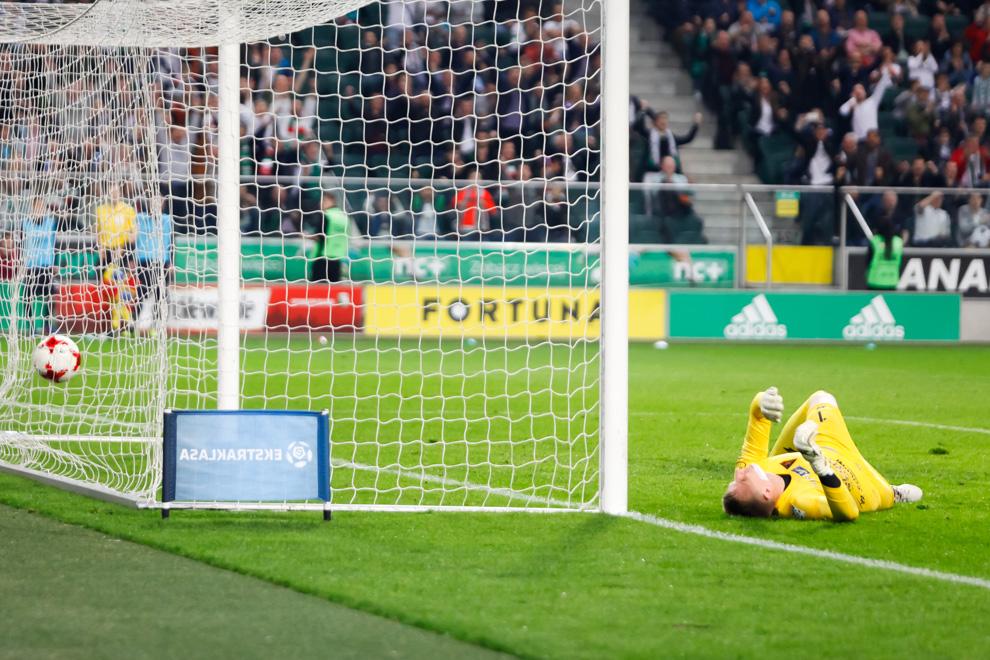 Legia Warszawa 2-0 Pogoń Szczecin - fot. Piotr Galas/wiadomosci24.pl (zdjęcie 39 z 51)