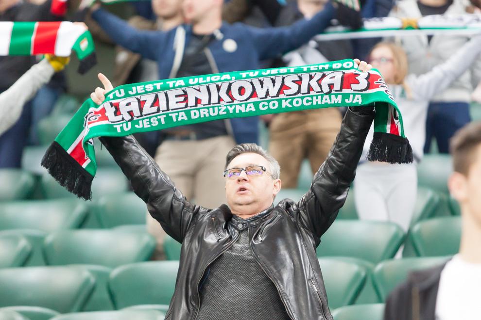 Legia Warszawa 2-0 Pogoń Szczecin - fot. Piotr Galas/wiadomosci24.pl (zdjęcie 4 z 51)