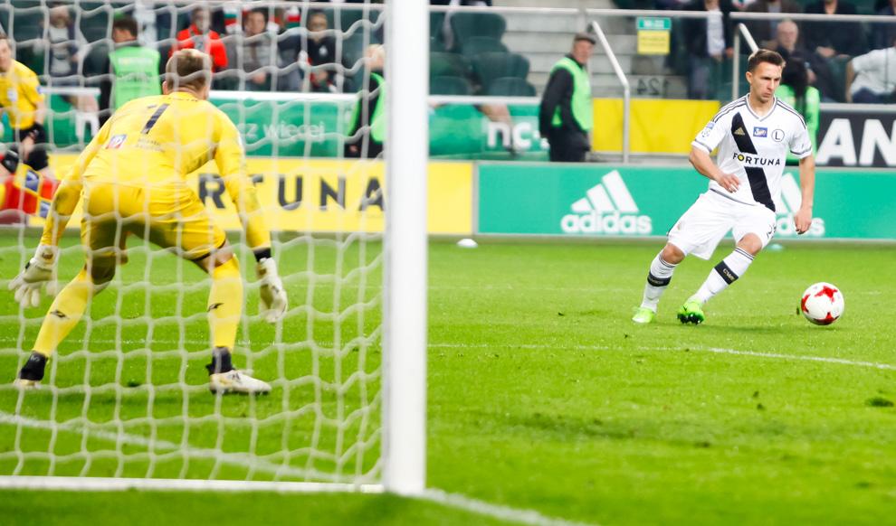 Legia Warszawa 2-0 Pogoń Szczecin - fot. Piotr Galas/wiadomosci24.pl (zdjęcie 43 z 51)