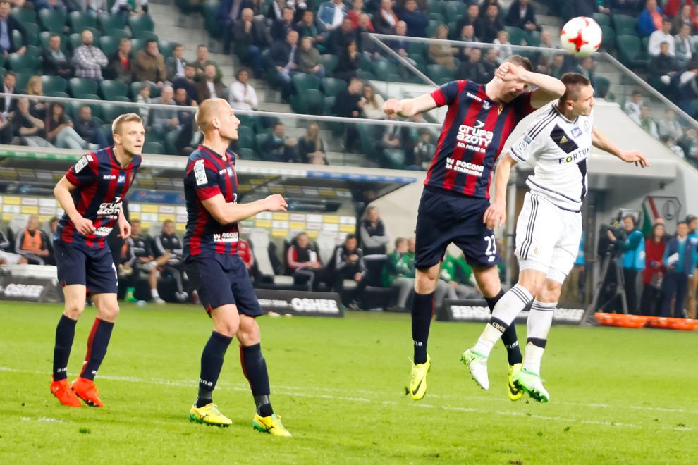 Legia Warszawa 2-0 Pogoń Szczecin - fot. Piotr Galas/wiadomosci24.pl (zdjęcie 49 z 51)