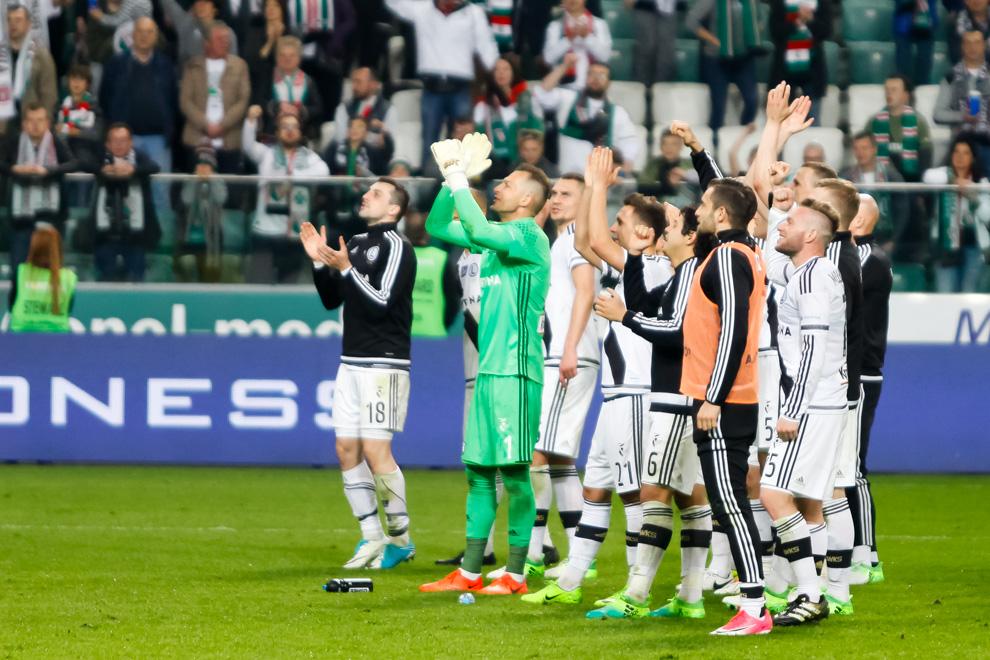 Legia Warszawa 2-0 Pogoń Szczecin - fot. Piotr Galas/wiadomosci24.pl (zdjęcie 50 z 51)