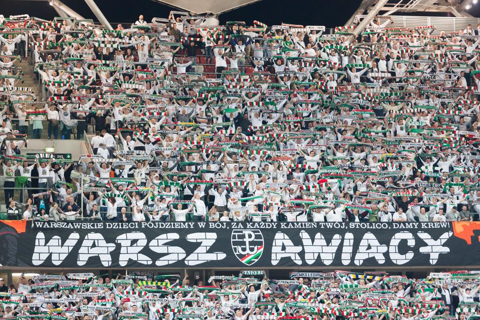 Legia Warszawa 2-0 Pogoń Szczecin - fot. Piotr Galas/wiadomosci24.pl (zdjęcie 6 z 51)
