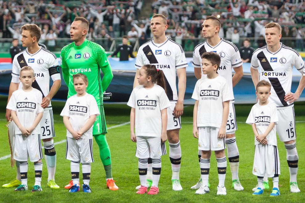 Legia Warszawa 2-0 Pogoń Szczecin - fot. Piotr Galas/wiadomosci24.pl (zdjęcie 9 z 51)