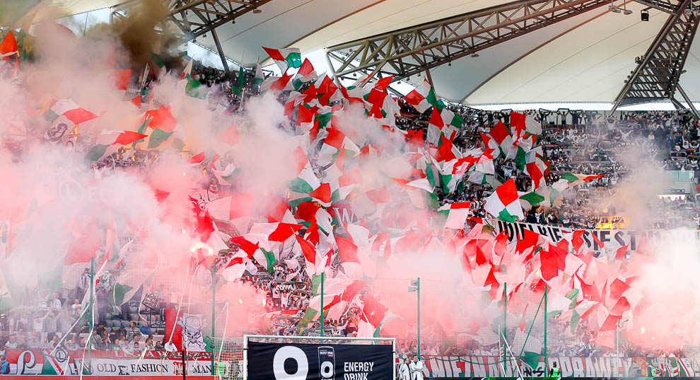 Legia Warszawa 1-1 Wisła Kraków - fot. Piotr Galas/wiadomosci24.pl (zdjęcie 12 z 52)