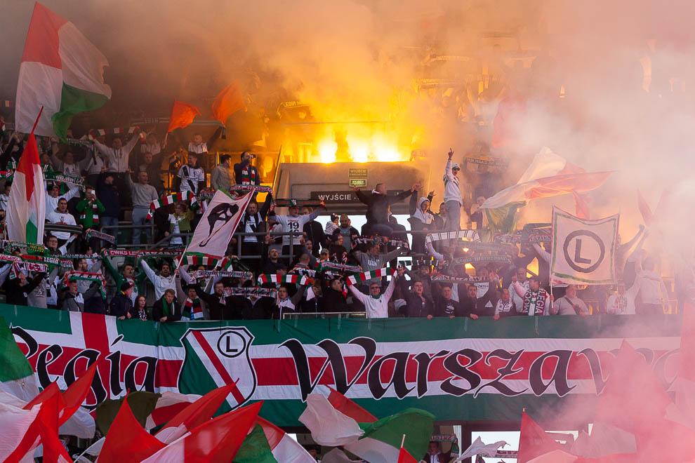Legia Warszawa 1-1 Wisła Kraków - fot. Piotr Galas/wiadomosci24.pl (zdjęcie 15 z 52)