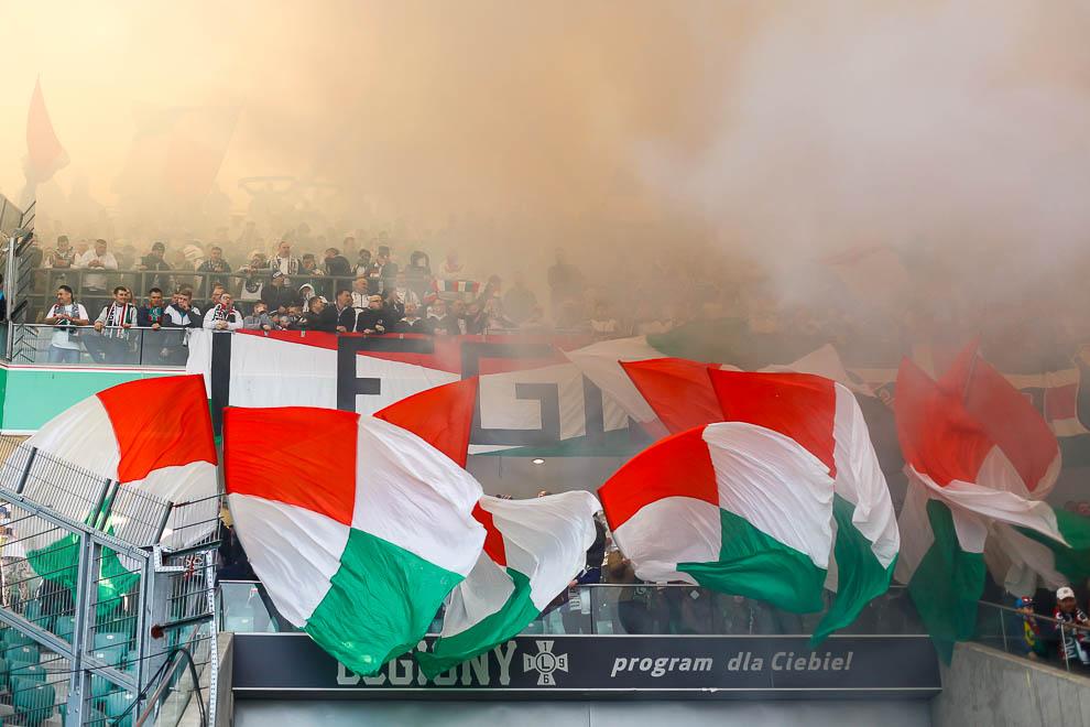 Legia Warszawa 1-1 Wisła Kraków - fot. Piotr Galas/wiadomosci24.pl (zdjęcie 16 z 52)