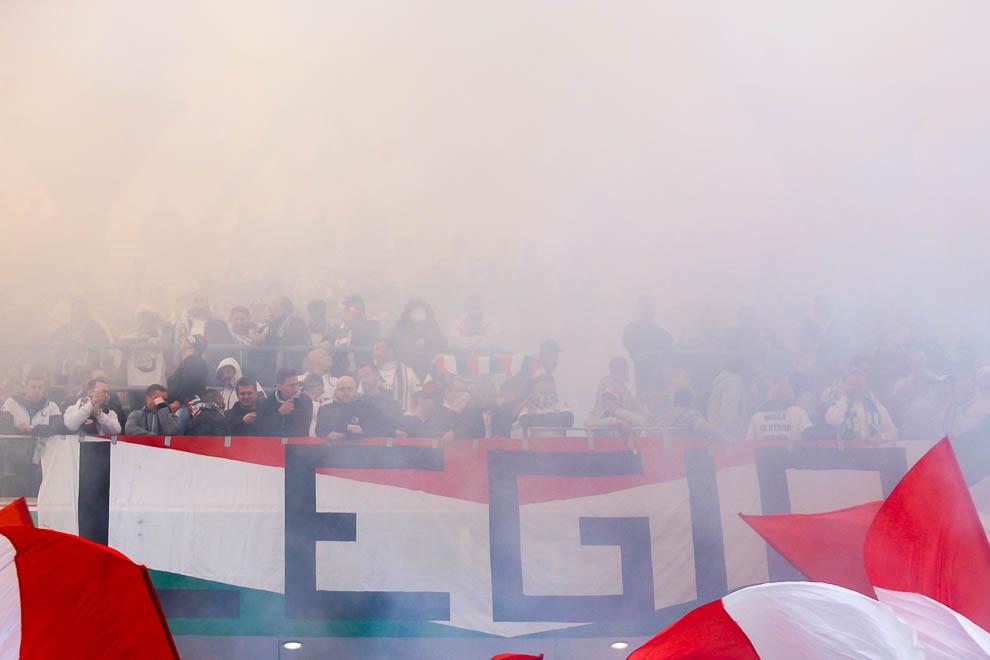 Legia Warszawa 1-1 Wisła Kraków - fot. Piotr Galas/wiadomosci24.pl (zdjęcie 17 z 52)