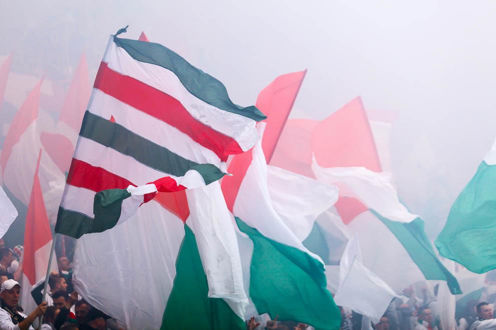 Legia Warszawa 1-1 Wisła Kraków - fot. Piotr Galas/wiadomosci24.pl (zdjęcie 18 z 52)
