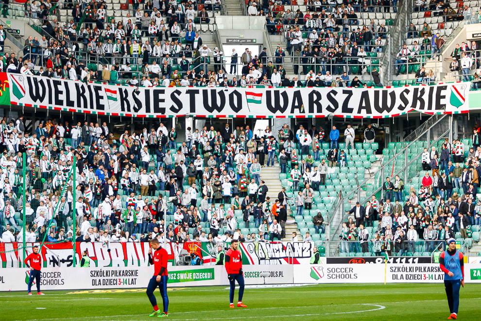 Legia Warszawa 1-1 Wisła Kraków - fot. Piotr Galas/wiadomosci24.pl (zdjęcie 2 z 52)