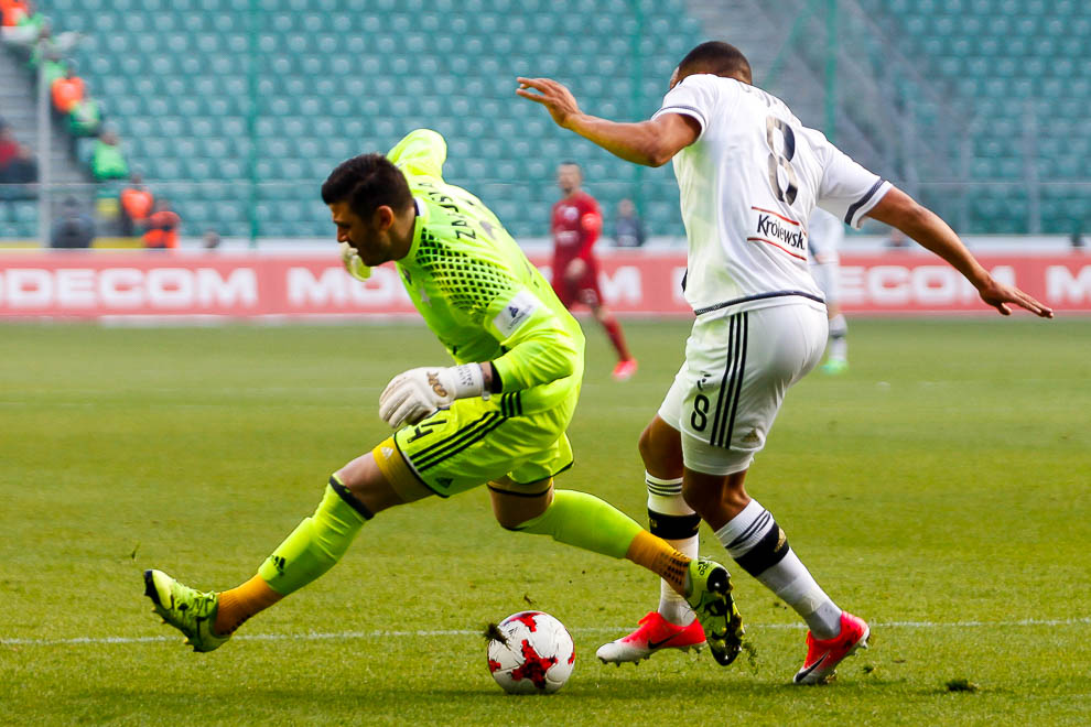 Legia Warszawa 1-1 Wisła Kraków - fot. Piotr Galas/wiadomosci24.pl (zdjęcie 23 z 52)