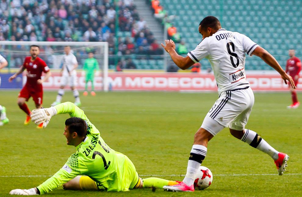 Legia Warszawa 1-1 Wisła Kraków - fot. Piotr Galas/wiadomosci24.pl (zdjęcie 24 z 52)