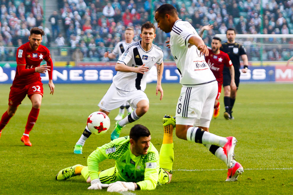Legia Warszawa 1-1 Wisła Kraków - fot. Piotr Galas/wiadomosci24.pl (zdjęcie 26 z 52)