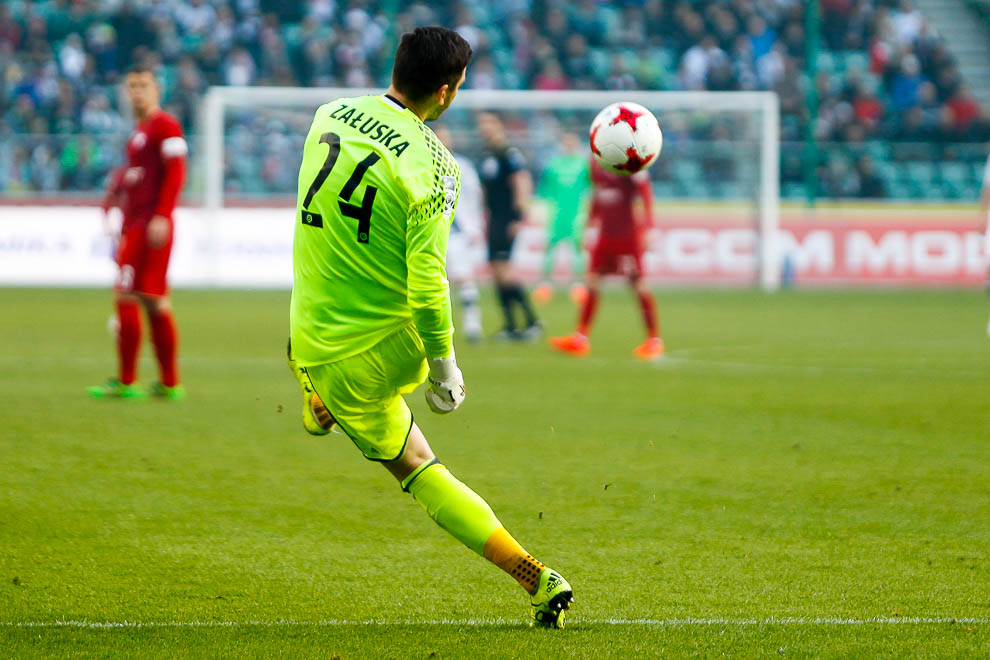 Legia Warszawa 1-1 Wisła Kraków - fot. Piotr Galas/wiadomosci24.pl (zdjęcie 29 z 52)