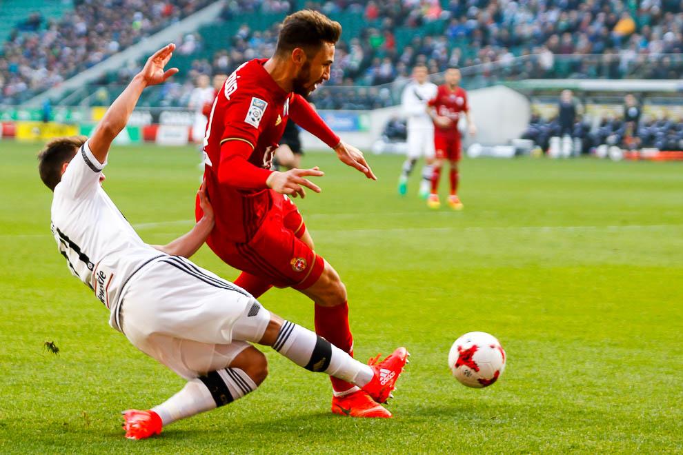 Legia Warszawa 1-1 Wisła Kraków - fot. Piotr Galas/wiadomosci24.pl (zdjęcie 30 z 52)