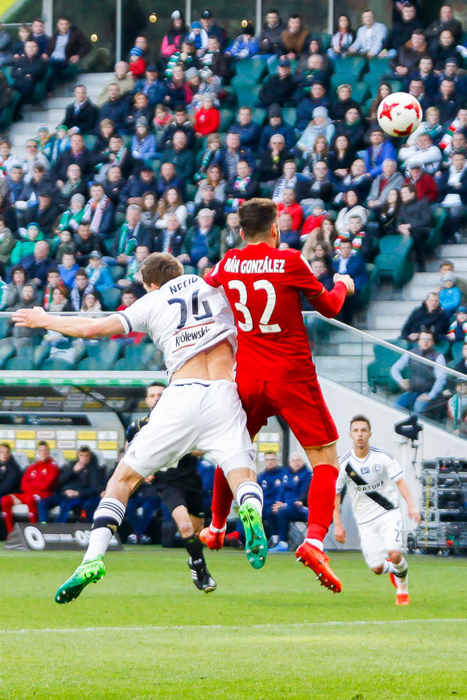 Legia Warszawa 1-1 Wisła Kraków - fot. Piotr Galas/wiadomosci24.pl (zdjęcie 34 z 52)