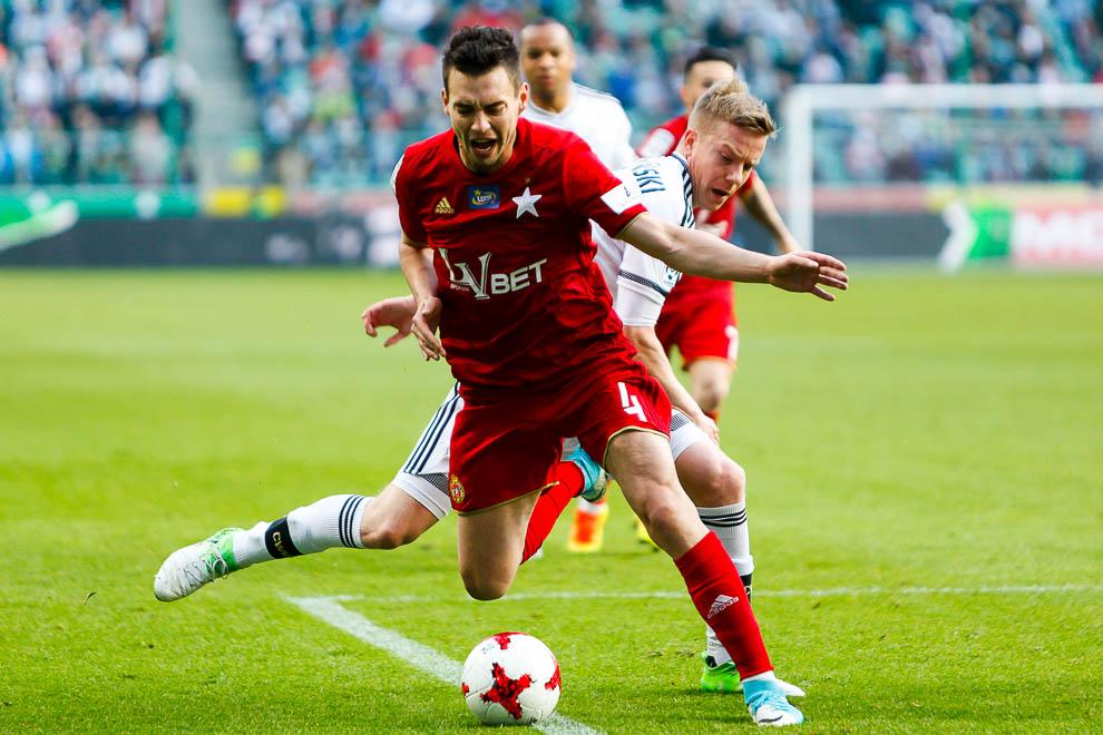Legia Warszawa 1-1 Wisła Kraków - fot. Piotr Galas/wiadomosci24.pl (zdjęcie 37 z 52)