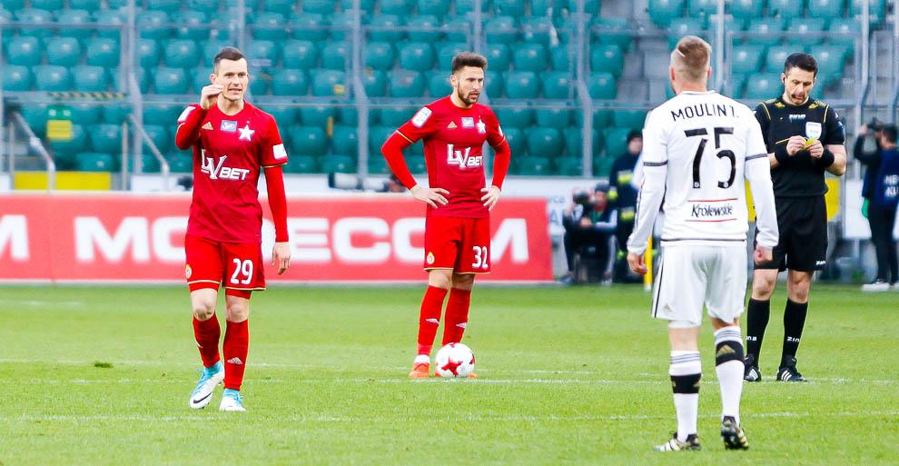 Legia Warszawa 1-1 Wisła Kraków - fot. Piotr Galas/wiadomosci24.pl (zdjęcie 40 z 52)