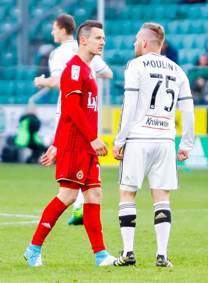 Legia Warszawa 1-1 Wisła Kraków - fot. Piotr Galas/wiadomosci24.pl (zdjęcie 41 z 52)