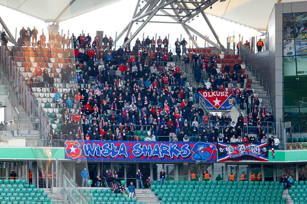 Legia Warszawa 1-1 Wisła Kraków - fot. Piotr Galas/wiadomosci24.pl (zdjęcie 42 z 52)