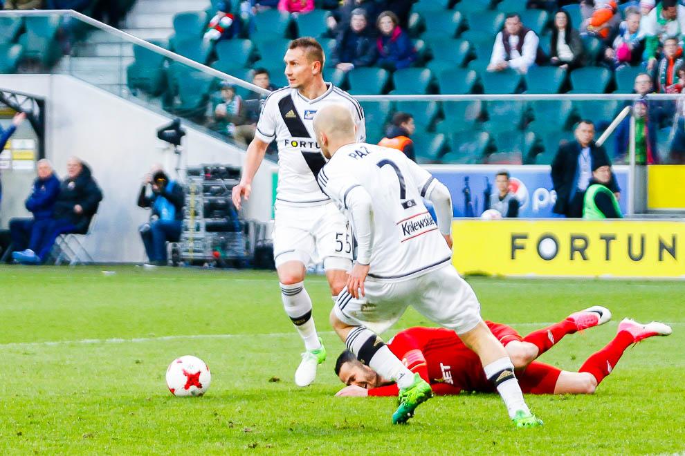 Legia Warszawa 1-1 Wisła Kraków - fot. Piotr Galas/wiadomosci24.pl (zdjęcie 43 z 52)