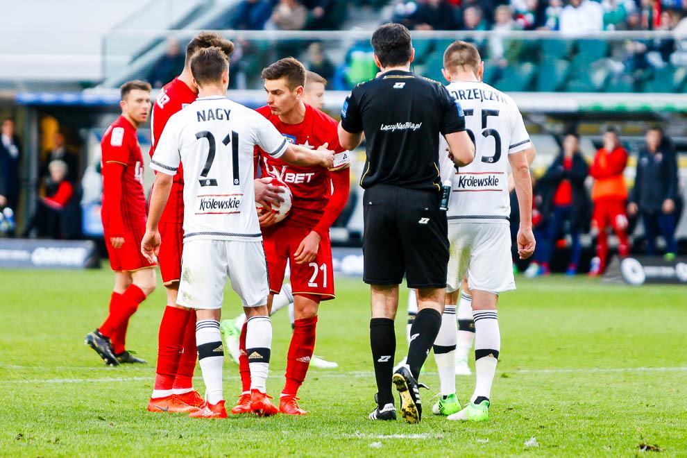 Legia Warszawa 1-1 Wisła Kraków - fot. Piotr Galas/wiadomosci24.pl (zdjęcie 44 z 52)