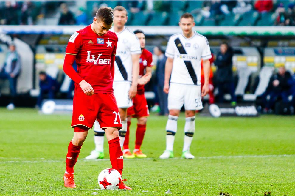 Legia Warszawa 1-1 Wisła Kraków - fot. Piotr Galas/wiadomosci24.pl (zdjęcie 45 z 52)