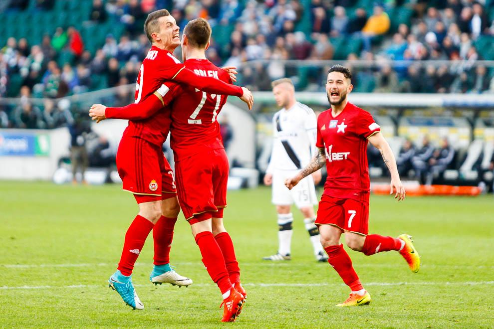Legia Warszawa 1-1 Wisła Kraków - fot. Piotr Galas/wiadomosci24.pl (zdjęcie 46 z 52)