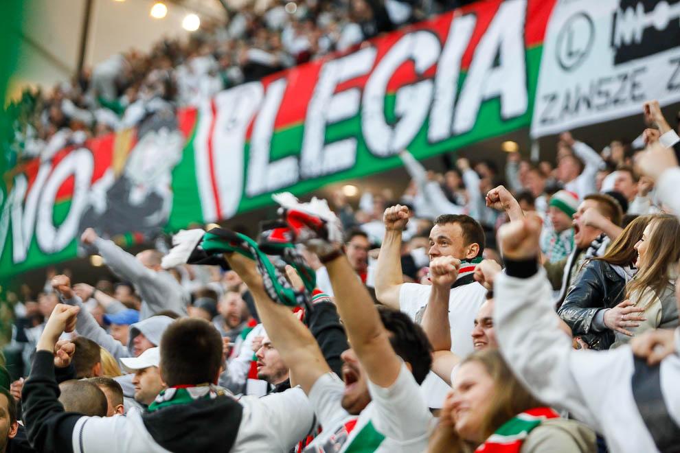 Legia Warszawa 1-1 Wisła Kraków - fot. Piotr Galas/wiadomosci24.pl (zdjęcie 50 z 52)