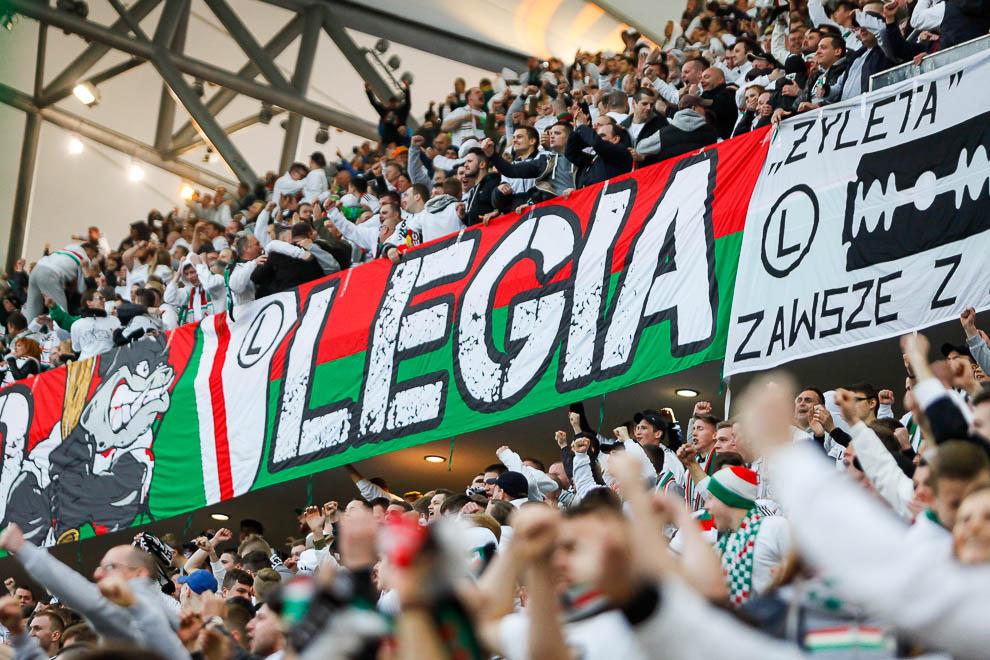 Legia Warszawa 1-1 Wisła Kraków - fot. Piotr Galas/wiadomosci24.pl (zdjęcie 51 z 52)