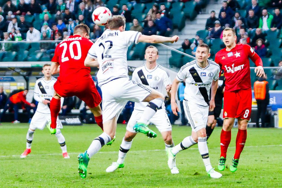Legia Warszawa 1-1 Wisła Kraków - fot. Piotr Galas/wiadomosci24.pl (zdjęcie 52 z 52)