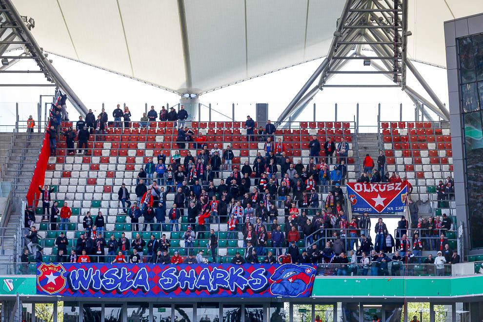 Legia Warszawa 1-1 Wisła Kraków - fot. Piotr Galas/wiadomosci24.pl (zdjęcie 6 z 52)