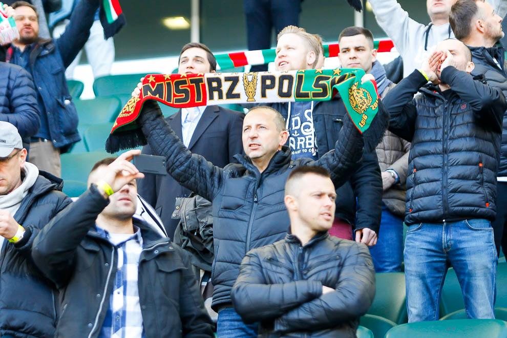 Legia Warszawa 1-1 Wisła Kraków - fot. Piotr Galas/wiadomosci24.pl (zdjęcie 7 z 52)